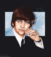 Ringo by thepicketywitch