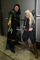 God Of Mischief and Prince Of Elves by Fireflyhikari