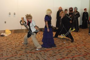 Roxas STOP BOUNCING by Goddesofthemoon