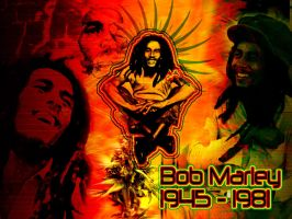 Bob Marley Tribute2 by syn2k2k