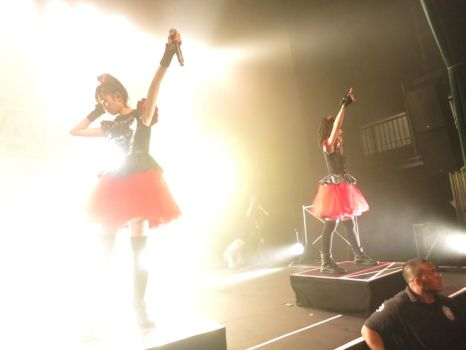 BABYMETAL 72 by iancinerate