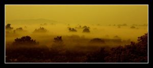 morning mist by uros2006