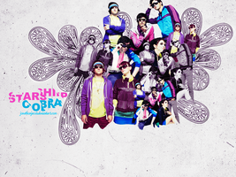 Layout: Cobra Starship by jonathanjacob