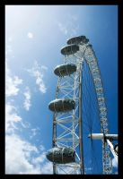 London Eye by Perclissigi
