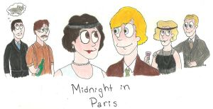 Midnight in Paris by TheSimpsonsFanGirl