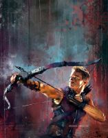 Hawkeye by Namecchan