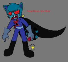 heartless bomber by shadowgem68