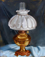 Lamp by paintpixelprint
