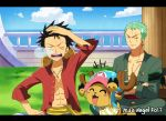 THATS JUST LIKE ZORO by msadagal