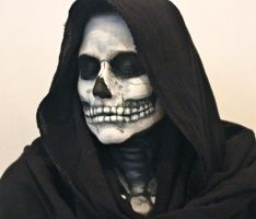 Skull Make-Up by FeralWorks