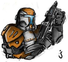SW: Republic Commando, 2 by Ayej