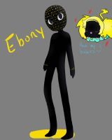 Ebony Again by AskIce-Princess