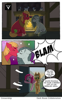 Censorship. Page 1 by DarkCollaboration