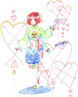 Firework Heart by BombChic