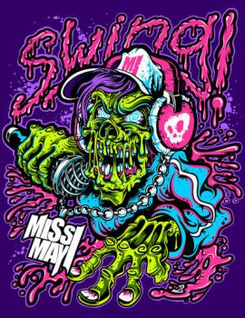 MISS MAY I - swing by mrchugchug