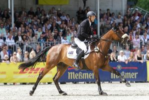 3DE Show Jumping Phase Stock 159 by LuDa-Stock