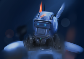 Chappie by jimmarn