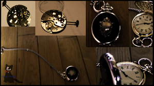 My Pocket watch by RavenThalia
