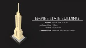 21002 Empire State Building by KnightRanger
