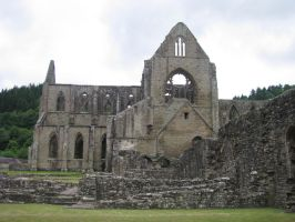 Places 313 Abbey ruin by Dreamcatcher-stock