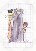 karl, Rellik y Del by DannaWoodPillow