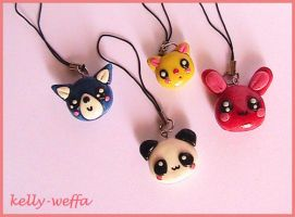 cute charms by kelly-weffa