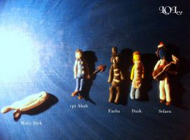 The crew of the plasticine! :D by elicenia