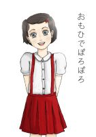Only Yesterday - Young Taeko by melissahooper