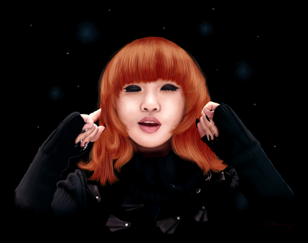 Minzy, Don't Stop The Music by 9095