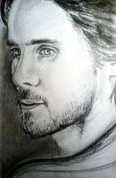 Jared Leto sketch by Diuus