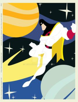 Space Ghost by Leica-chan