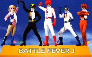 Battle Fever J by Winkels