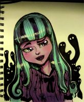 Inky by PuffPink