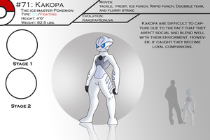 #71: Kakopa by Saronicle