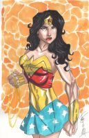 Wonder Woman June 12 by Hodges-Art