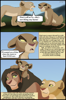 My Pride Sister Page 8 by KoLioness