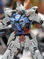 Custom Gundam Exia by OvermanXAN