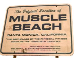 Muscle Beach by i-am-nimbus