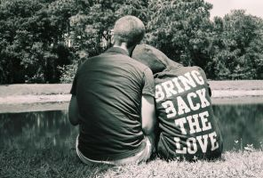 Bring back the love. by togivefrom