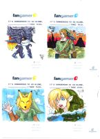 Slips for Swag: Zelda set 1 by matsuyama-takeshi