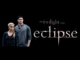 Rosalie and Emmett- Eclipse by bby11us