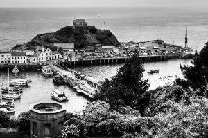 Habour in Mono by CharmingPhotography