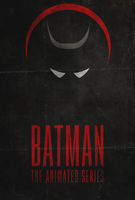 I am the Night - Batman: Animated Series Poster by disgorgeapocalypse
