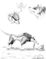Wolf Link by Atticus-Kotch