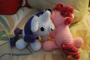 MLP pattern: pony hair by hiro-chan28
