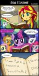Bad Student by uotapo