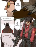 TF2: Be Efficient be Polite 54 by spacerocketbunny