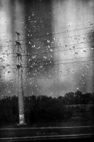 The deadly rain all over me by Mheely