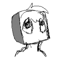 Dud's spines (flipnote animation) by SnapDragonStudios