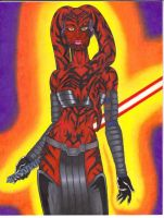 Darth Talon. by Zombean1138